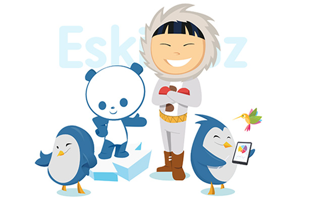 Eskimoz has more than 20 consultants